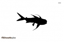 Cowfish Silhouette