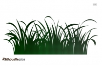 Grass Clipart Silhouette Picture, Blades Of Grass Vector Icon
