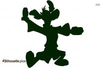 Hong Kong Phooey Silhouette Icon