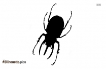 Cartoon Insect Silhouette Image And Vector