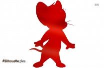 Cartoon Character Silhouette Picture