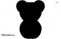 Cartoon Animals Silhouette Background