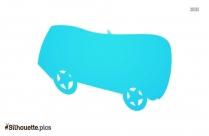 Motor Vehicle Cartoon Car Silhouette