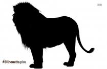 Lion King Sarabi Silhouette Drawing