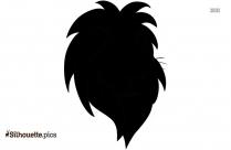Lion King Kovu Silhouette Art