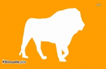 Lion Claws Image Silhouette