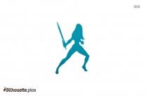 Cartoon Fictional Character Silhouette Art