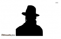 Johnny Depp Silhouette Clipart