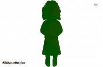 Cartoon Mom Silhouette Vector And Graphics