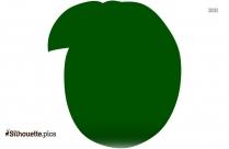 Guava Silhouette Clip Art