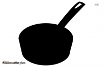 Spoon And Fork Silhouette Clip Art
