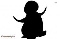 Cartoon Animals Silhouette Icon