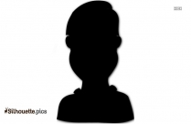 Cartoon People Clipart, Silhouette