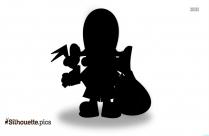 Pirate Printable Silhouette