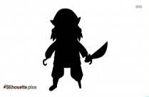 Best Pirate Clipart Silhouette