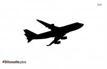 Cessna 172 Airplane Clipart || Cessna Skyhawk Silhouette