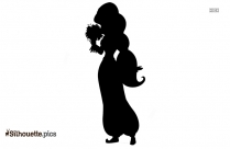 Disney Princess Clip Art Silhouette