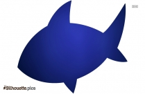 Cartoon Shark Silhouette Vector And Graphics Download