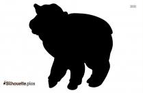 Gromit Teddy Bear Silhouette