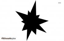 Cartoon Star Illustration Silhouette