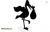Animated Bird Raven Crow Black Silhouette