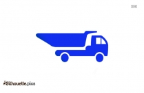 Tow Truck Drawing Clipart || Towing Body Silhouette
