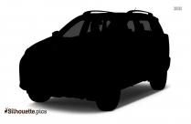 Chevrolet Corvette Silhouette Illustration