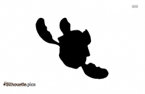 Meowth Silhouette Clipart