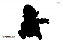 Cartoon Characters Dora The Explorer Benny Silhouette