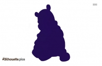 Winnie The Pooh Silhouette Drawing