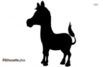 Zebra Drawing Clip Art Silhouette
