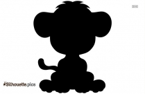 Cartoon Animal Silhouette
