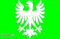 Cartoon Zurich Eagle Clip Art Silhouette Image