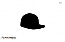 Casquette Silhouette Clip Art