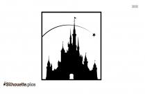 Castle Vector Png Silhouette