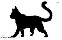 Cat Breed Silhouette Image And Vector