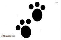 Cat Feet Silhouette