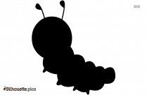 Caterpillar Drawings Silhouette Picture