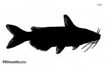 Marine Mammal Silhouette Background