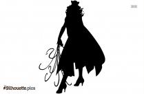 Catwoman Art Silhouette Illustration