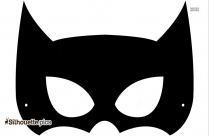 Catwoman Mask Silhouette