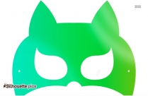 Catwoman Mask Silhouette Png