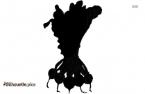 Celery Vegetable Silhouette Image