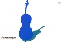 Harp Musical Instrument Silhouette Clip Art