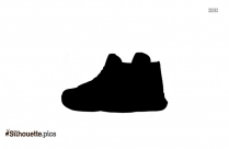 Cartoon Celtic Footwear Silhouette