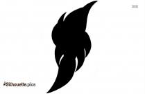 Lotus Tattoo Design Silhouette