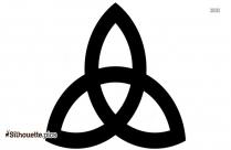 Radimichian Symbol Silhouette