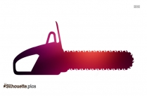 Cartoon Pruners Silhouette Clipart