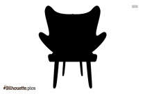 Cartoon Chair Silhouette Picture
