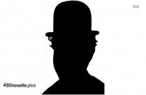 Charlie Chaplin Silhouette Clip Art